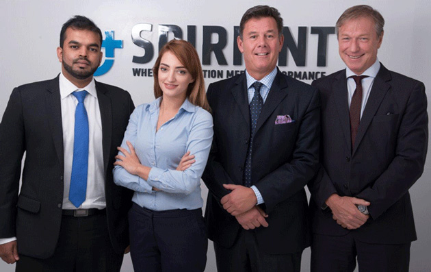 SPIRIANT grows in the Middle East