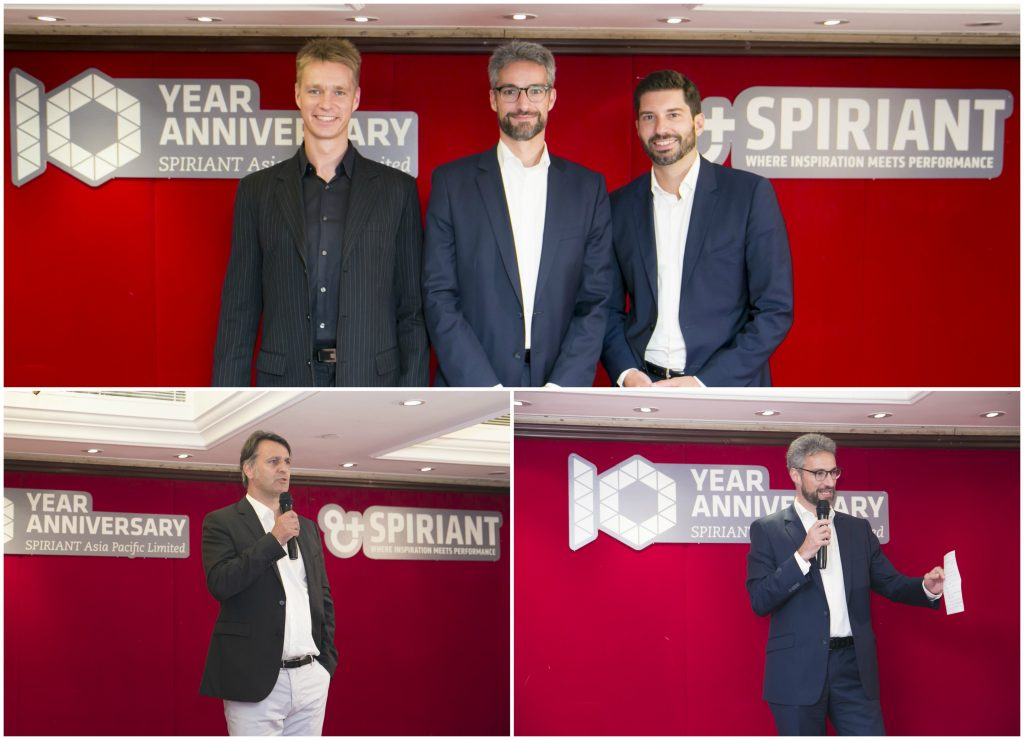 SPIRIANT Celebrates 10 Years of Global Expansion