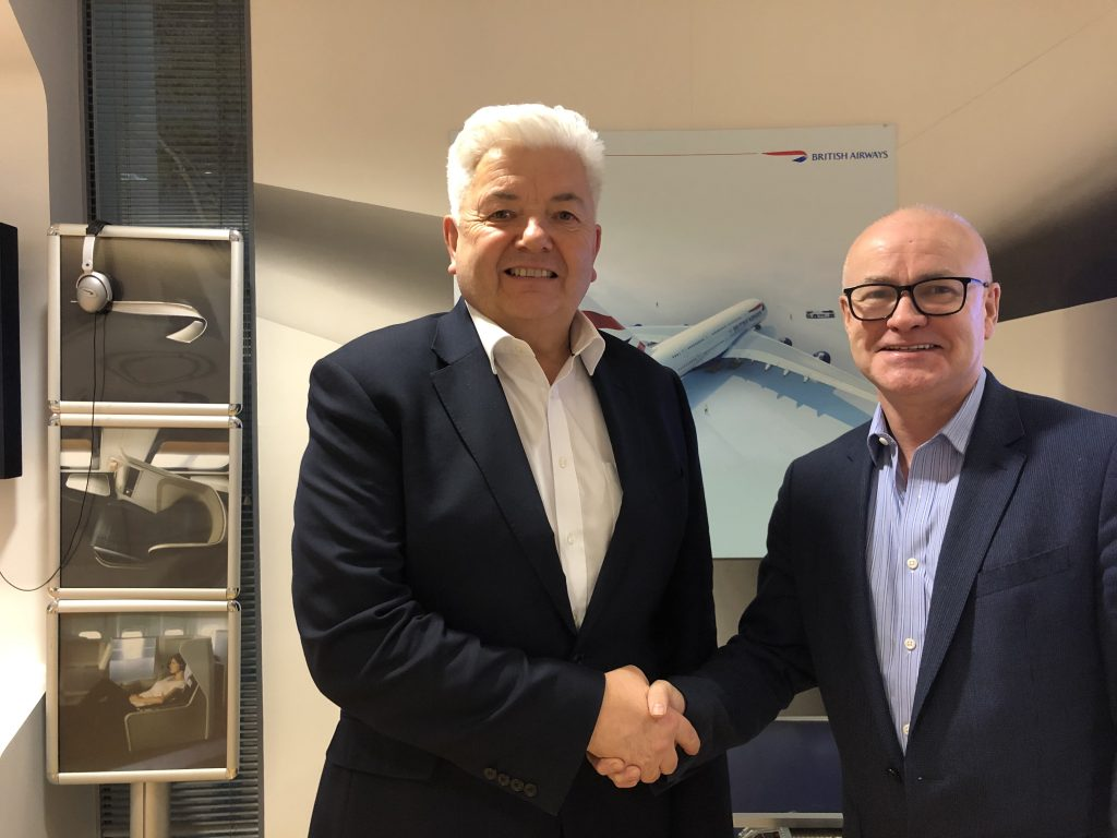 SkylogistiX Set to Manage British Airways' Inflight Supply Chain