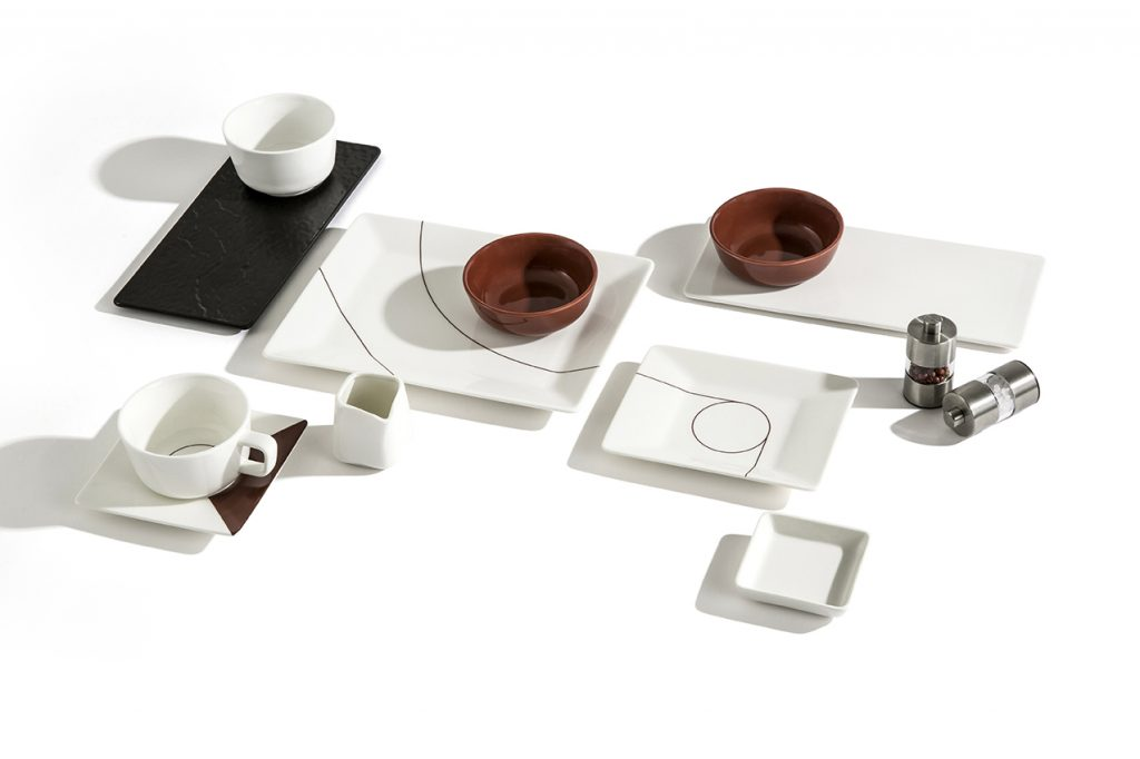 Abstract Dining Ware