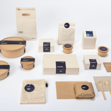 Lufthansa Group introduces new sustainable packaging concept: Lufthansa Onboard Delights & Swiss Saveurs